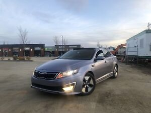 2012 Kia Optima Hybrid EX-L