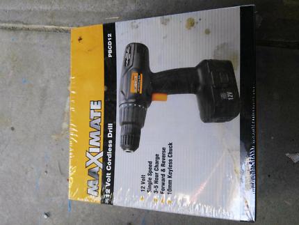 Brand new power tools