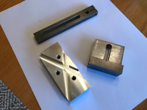Dial Indicator Holder, Tailstock Alignment Tool, Lathe Tool Bit Grinding Jig