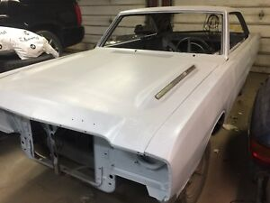 1969 dart swinger 340 4speed clean southern project
