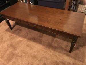Coffee Table & End Tables solid mahogany !
