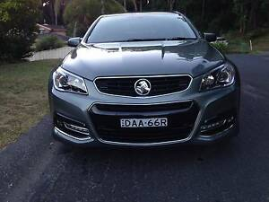 2015 Holden Commodore VF MY15 SV6 Storm Prussian Steel Sport AUTO Lane Cove Lane Cove Area Preview