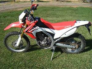 Honda CRF250L 2012 Renmark Renmark Paringa Preview