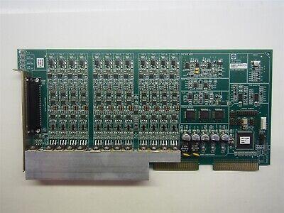 Gatan 12 Channel Lens Driver Board 963.31115 Rev. 2