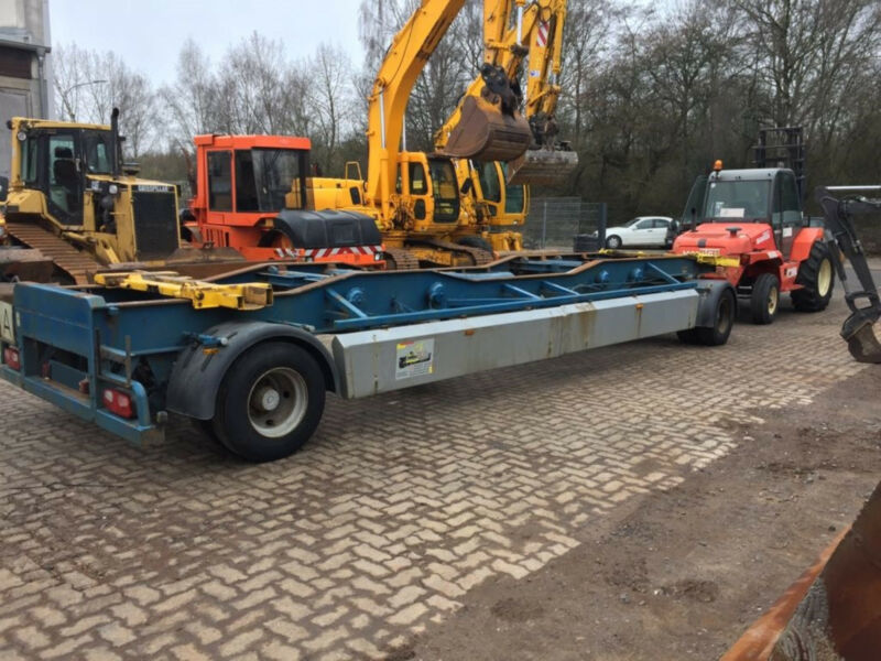 Andere Jung Rolo 18S2   -Container-Anhänger-