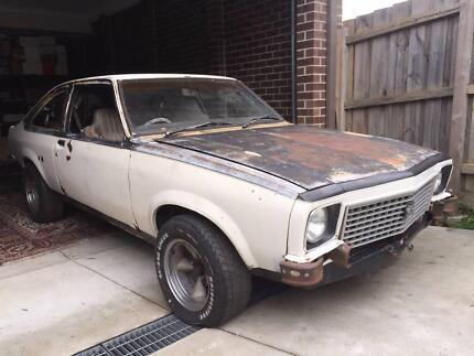 1976 LX Holden Torana Hatchback Hatch