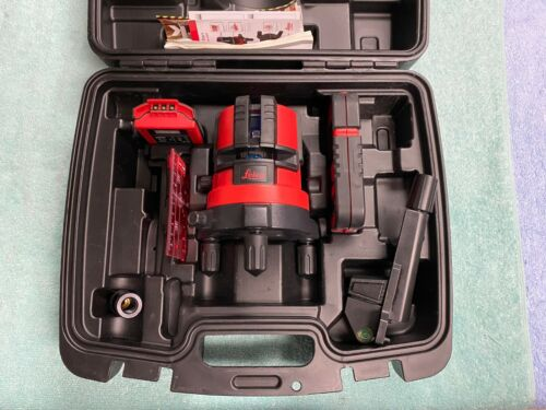 Lightly Pre-Owned Leica Lino L4P1 Multi Line Laser