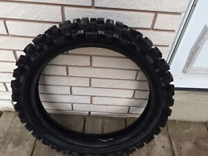 DIRT BIKE TIRE 110/90-19  rear MICHELIN