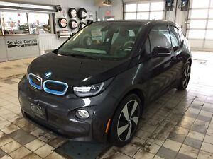 2015 BMW i3 REXT + CHARGE RAPIDE 400V CCS COMBO