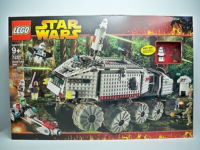 R0531712 TURBO TANK LEGO STAR WARS MISB MINT IN SEALED BOX UNOPENED