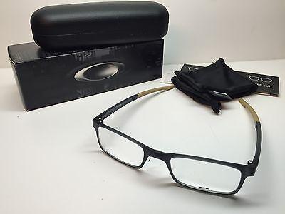 NIB Oakley Milestone 2.0 Matte Olive Khaki Frames 50/19 Eyeglasses OX8047-0550