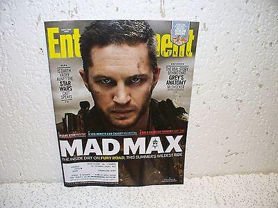 Entertainment Weekly Magazine May 1 2015 Ew Mad Max Darth Vader