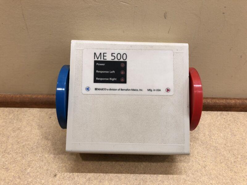 Maico ME 500 Bio acoustic Simulator (For Daily Calibration Checks)