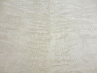 Curly Figured Maple Wood Veneer 48 X 96 With Paper Backer 140 Thickness Aa