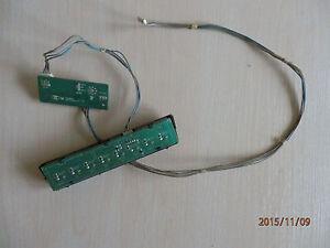 IR SENSOR EAX35661901(2) 061130 & BUTTONS for LG 37LC51 - Myslenice, Polska - Zwroty są przyjmowane - Myslenice, Polska