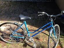 Vintage 10 speed ladies bicycle. Grace Cross retro Newtown Inner Sydney Preview