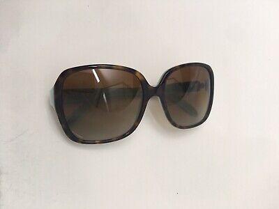 Tiffany & Co. TF 4056 8134/T5 Square Brown And Sky Blue Key (Tiffany Key Sunglasses)