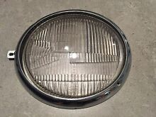 VW Kombi Split Window L/H Headlight Glass & Dress Rim Buderim Maroochydore Area Preview