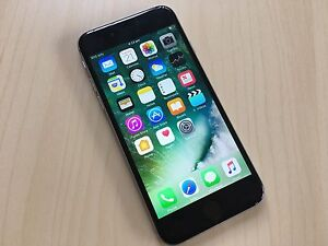 Space grey iPhone 6 128gb unlocked Eight Mile Plains Brisbane South West Preview