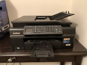 Used Brother MFC-J470DW All-In-One Printer. Fax Scan Copy.