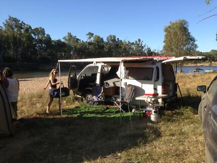 Toyota Hiace Manual Petrol Hi Ace Campervan camper Rosebud Mornington Peninsula Preview
