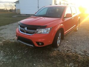 2018 Dodge Journey GT AWD, fully loaded