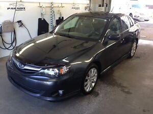 2011 Subaru Impreza 2.5 i Limited Package