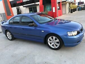 2004 Ford Falcon SR ( NEAT AND CLEAN)