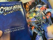 The Complete '90s CYBERFROG: WARTS AND ALL TPB Standard Hardcover collection!