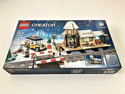 Lego Creator 10259 Winter Village Station NISB