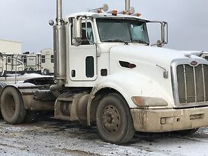 Peterbilt 2007 with wet kit