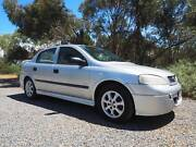 Holden Astra Classic Equipe TS 5spd manual Sedan Adelaide CBD Adelaide City Preview
