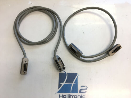 Lot of 2 HP 10833A/10833B HPIB Cable GPIB *USED*