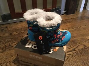 Bogs toddler winter boots - size 7