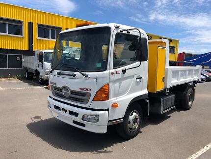 2016 Hino 500 Fc 1022 Trucks Gumtree Australia Melton Area