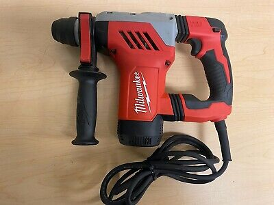 Milwaukee 5268-21 Rotary Hammer 1-18 3.6 Foot Lbs - 8.0 Amp - 120v