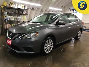 2016 Nissan Sentra S ***Pay $88 Bi-Weekly with ZERO down!