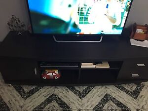 Brown TV cabinet Sans Souci Rockdale Area Preview