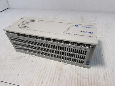 Allen-bradley 1761-l32bwa Micrologix 1000 Plc Module Series E Frn 1.0 Gg13
