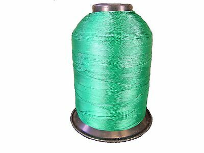OLDE FLY SHOP NYLON THREAD FOR ROD BUILDING COLOR #1905 GREEN SIZE A LARGE SPOOL
