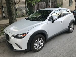 Lease transfer Mazda AWD CX-3 2018 $500 cash incentive!