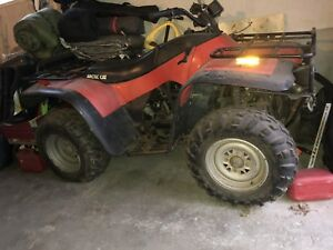 1999 arctic cat 4x4 manual with ownership