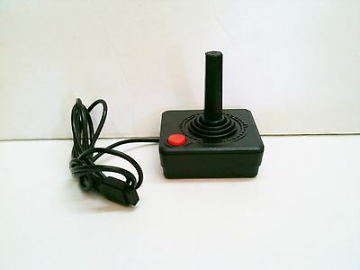 NEW RED BUTTON JOYSTICK CONTROLLER FOR THE COMMODORE 64 GAME  SYSTEM JOY STICK
