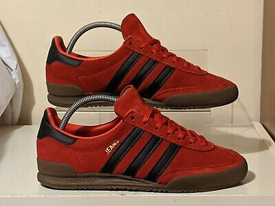 Adidas jeans MK2 MKll city series trainers size 7 originals London CW