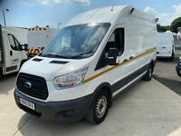 Ford Transit 2.2TDCi ( 125PS ) T350 L3H3 2016/16 Registration.