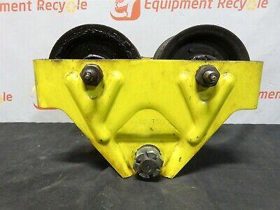Budgit Trolley 509150-1 2 Metric Ton Overhead Chain Hoist I-beam 83