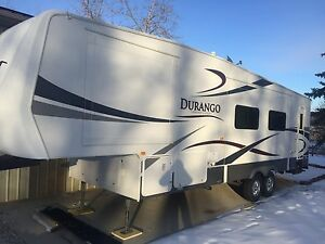 2008 Durango KZ 5th Wheel (Canadian Winter Edition)