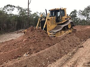 Free clean fill and bulldozer hire Birkdale Redland Area Preview