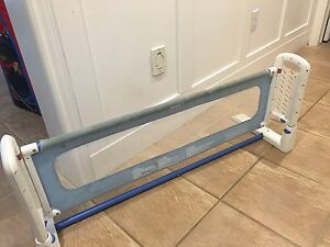 Safety First toddler bed guard