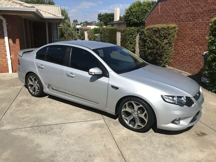 2010 Ford Falcon FG XR6 50th Anniversary Fulham West Torrens Area Preview